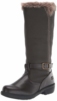 totes Women's Esther-T-BR Snow Boot