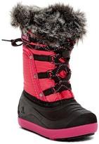 Kamik Lotus Faux Fur Lined Snow Boot (Toddler Girl & Little Kid)