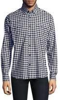 Barbour Hillswick Gingham Regular-Fit Cotton Button-Down Shirt
