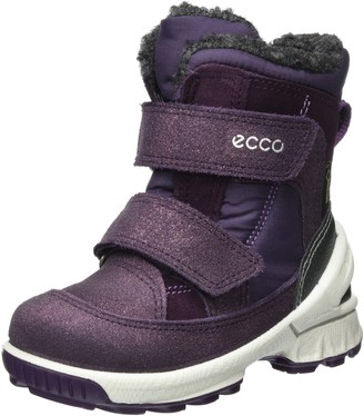 Ecco Baby Girls' Biom Hike Infant Classic Boots