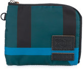 Marni x Porter Yoshida wallet - men - Calf Leather/Polyester - One Size