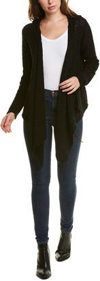 Tsesay Draped Wool-Blend Wrap Cardigan