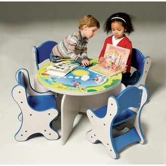 Harmony Park Kids Side Table Playscapes