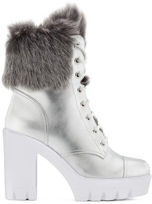 Giuseppe Zanotti Moyra boots
