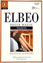 Elbeo Sheer magic medium support 20 denier sheer tights