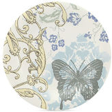 Lenox CLOSEOUT! Dinnerware, Collage by Alice Drew Hummingbird Accent Plate
