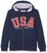 Camps Boy's J10 1388 Hooded Sportswear Sweatshirt