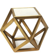 Chloé Butler Brass & Marble Bunching Table