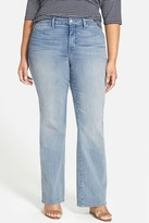 NYDJ Isabella Stretch Trouser Jean (Plus Size)