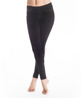 Me Moi Black Denim Jeggings