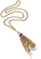 Amrita Singh Leora Tassel Necklace