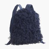 J.Crew Girls' tulle backpack