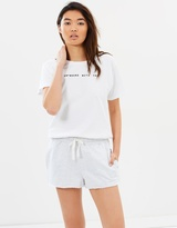 Nude Lucy Dellaware Terry Shorts