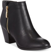 Style&Co. Style& Co. Jamila Zip Booties, Only at Macy's