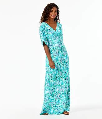 Lilly Pulitzer Parigi Maxi Dress