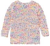 Benetton Multi-Colour Knit Sweater