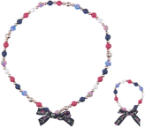 Monsoon Fancy Clay Bead Necklace Set