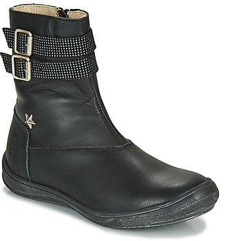 GBB OLICOT girls's Mid Boots in Black