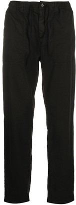 Filippa K Theodore straight-leg trousers