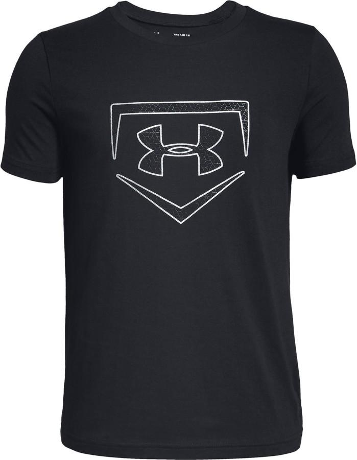 34ded76bdd Boys' UA Plate Icon Short Sleeve T-Shirt