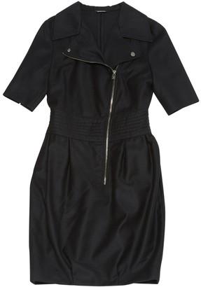 Belstaff Black Wool Dresses