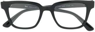 Ray-Ban Thick Rim Wayfarer Glasses