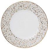 Nikko Spangles Shimmering Bone China Dinner Plate