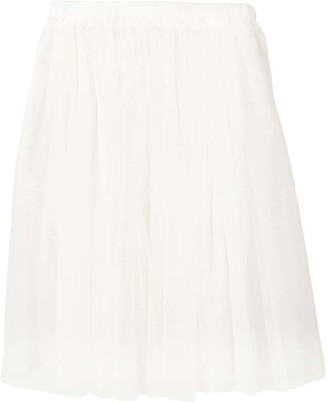 Comme des Garcons Pre-Owned 2009 tulle tutu skirt