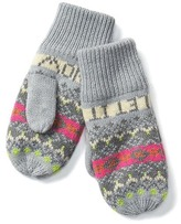 Gap Let it snow mittens