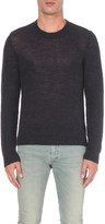 Maison Margiela gauge knitted jumper