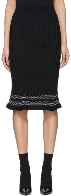 Altuzarra Black Gwendolyn Skirt