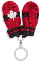 Canadian Olympic Team Collection Mitten Keychain