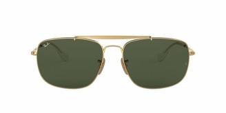 Ray-Ban Men's 0RB3560 001 61 Sunglasses