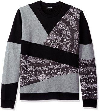 Just Cavalli Men's Daywear Sweater Jersey