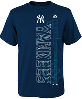 Majestic Boys' New York Yankees Baseball Equipment T-Shirt