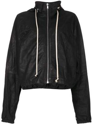 Rick Owens boxy-fit jacket
