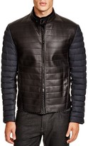 Armani Collezioni Multi Fabricated Jacket