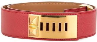 Hermes 1990s pre-owned Collier De Chien Medoru belt