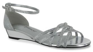Easy Street Shoes Tarrah Wedge Sandal