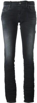 Diesel faded slim-fit jeans