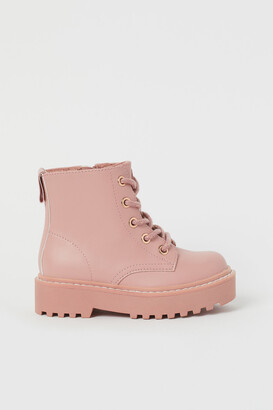 H&M Warm-lined Ankle Boots