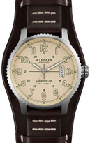 Filson Men&s Mackinaw Field Quartz Watch