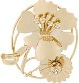 J.W.Anderson floral earpiece