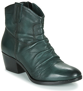 Mjus DALLAS-DALLY women's Mid Boots in Green