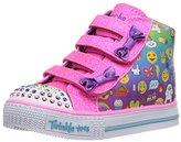 Skechers Chit Chat Lil Primpers Light-Up Sneaker (Toddler/Little Kid)