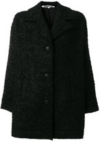 McQ oversized single-breasted coat
