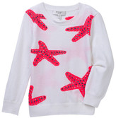 Milly Minis Starfish Pullover Sweater (Toddler & Little Girls)