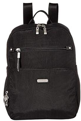 Baggallini New Classic Explorer Backpack (Black) Backpack Bags