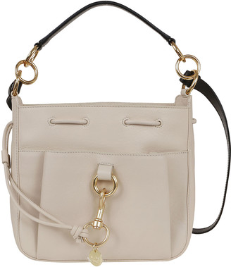 See by Chloe Small Grain On Cowhide Leather & Smooth Bag