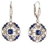 Kwiat 18K Diamond & Sapphire Drop Earrings
